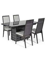 Linea Lombard 150cm Dining Table 4 Chairs