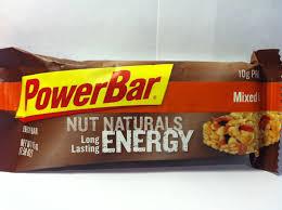 Review PowerBar Nuts Naturals Mixed Energy Bar