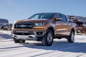 100 Best Fuel Mileage Truck 2019 Ford Ranger Reviews And Rating Motortrend