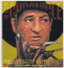 Spirit Halloween Austin Tx by Austin Chronicle Gets In The Halloween Spirit With Ted Cruz