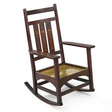 Charles Stickley Rocking Chair by Sotheby U0027s Auctions Important 20th Century Design Sotheby U0027s
