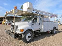 100 Ford Bucket Truck 2002 FORD F750 McAllen TX 5001663399 Equipmenttradercom