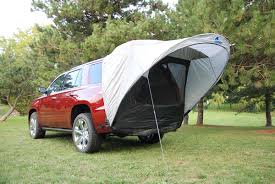 Sportz Cove - Mid To Full-Sized SUV's & CUV's | Napier Outdoors 57066 Sportz Truck Tent 5 Ft Bed Above Ground Tents Skyrise Rooftop Yakima Midsize Dac Full Size Tent Ruggized Series Kukenam 3 Tepui Tents Roof Top For Cars This Would Be Great Rainy Nights And Sleeping In The Back Of Amazoncom Tailgate Accsories Automotive Turn Your Into A And More With Topperezlift System Avalanche Iii Sports Outdoors 8 2018 Video Review Pitch The Backroadz In Pickup Thrillist