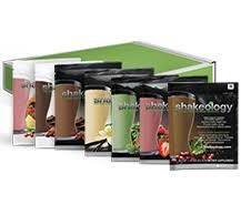 Try Every Shakeology Flavor