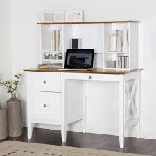 Writing Desk With Hutch Walmart by Furniture Stylish Small White Desk With Hutch Featuring Cool Desk