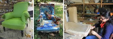 tapissier siege tous stages tapissier initiation techniques moderne et