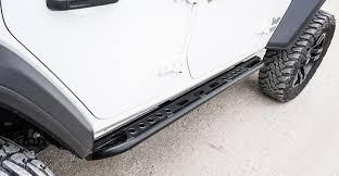 100 Side Rails For Trucks LoD JRS1841 Signature Series Steps For 1819 Jeep Wrangler JL 4