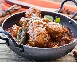 cuisine indienne poulet recette poulet vindaloo facile rapide
