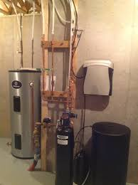 New construction plete Kinetico home water system