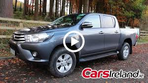Toyota Hilux | Video Review | CarsIreland.ie - CarsIreland.ie Reviews