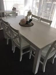 White Dining Room Table From Freedom