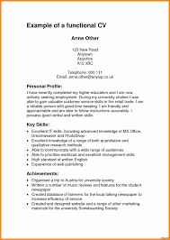 Good Resume Profile Examples Elegant Sample Resumes Exles Athletic Director With