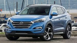 2016 Hyundai Tucson Car Review