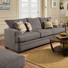 American Furniture Manufacturing Sofas Perth Smoke 3653 4214 Sofa