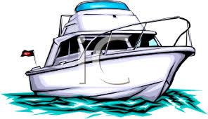 0511 0905 2402 3551 Pleasure Boat clipart image
