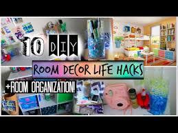 10 DIY Room Organization And Storage Ideas Decor Life Hacks