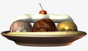 boule de neige boules de chocolat chocolat dessert image png