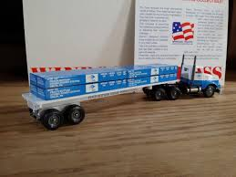 Winross Truck And Flatbed Peco Energy Peach Bottom Atomic Power ... Winross Ingersoll Rand Diecast Truck Youtube Amazoncom 1993 Gfs Gordon Food Service Ford 9000 Buy Hersheys Desert Bar Tractor Trailer 1991 Winross Mib Die Model 1989 164 Scale The Cloister Restaurant Inventory For Sale Hobby Collector Trucks Roadway Express Trucking Doubles And Pepsicola Historical Series 9 1 64 Ebay White 7000 Cryogenic Tanker Air Products Double Pup Trailers With Hitch Red Arrow Freight American Society