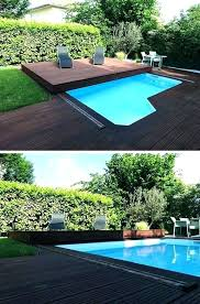 Pool Cover Ideas Sliding Glass Cost Deck Design Idea Retractable