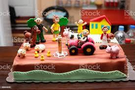 geburtstag kuchen dekoration stockfoto und mehr bilder dekoration