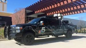 100 Texas Trucks Thunder Truck As Tough As Weather NBC 5 DallasFort