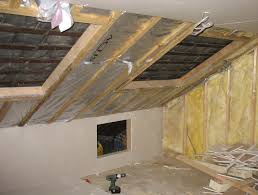 Insulating A Vaulted Ceiling Uk by Roof Amazing Roof Insulation Types Spray Foam Insulation A Good