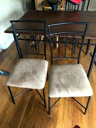 Dining Chairs ~ Sturdy Dining Chairs 2 Vintage Side Black Stenciled ... Make Your Dinner Table A Place To Tarry With These Stylish Seats 10 Best Ding Chair Seat Covers 2019 Shopping Guide Bestviva Haizhen Chairs Sofas Stools Elderly Solid Wood Home How To Help Someone Stand Up Ask The Audience Go With My New Ding Table Emily Lazy Lounge Recling Nap For Indoor Tribeca Counterheight 4 Side And Bench Tobacco 1 Comfortable For Comfortable Chairs Home Room Arms Wooden Simple Round Casters Fniture Page1 Wheels Task