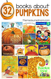 Halloween Books For Kindergarten by Pumpkin Books For Kids The Measured Mom
