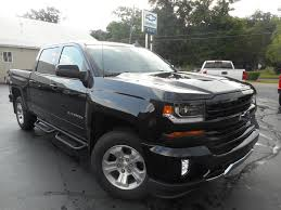 New 2018 Chevrolet Silverado 1500 From Your Sistersville WV ...