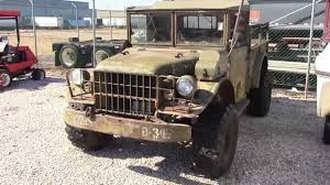 1953 Dodge M37 Army Truck | Short Tour - YouTube 1952 Dodge M37 Military Ww2 Truck Beautifully Restored Bullet Motors Power Wagon V8 Auto For Sale Cars And 1954 44 Pickup 1953 Army Short Tour Youtube Not Running 2450 Old Wdx Wc 1964 Pickup Truck Item Dc0269 Sold April 3 Go 34 Ton 4x4 Cargo Walk Around Page 1 Power Wagon Kaiser Etc Pinterest Trucks Wiki Fandom Powered By Wikia