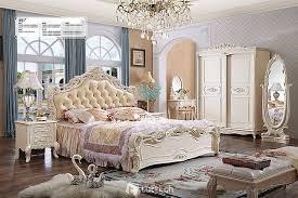 schlafzimmer komplett set garnitur barock rokoko stil neu in