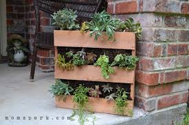 Easy Pallet Garden Ideas