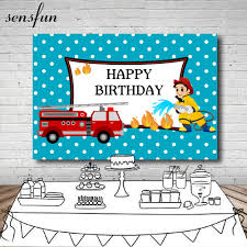 100 Fire Truck Birthday Party Engine Favors Water Bottle Labels