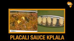 cuisine v馮騁arienne recettes recette placali sauce kplala cuisine du peuple baoulé africa