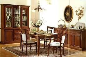 Dining Room Set With Hutch Sets And Buffet Narrow Table