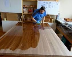 finishöl arbeitsplatte oder esstisch ölen naturfarben