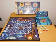 VINTAGE TOY SPACE 1979 MILTON BRADLEY BUCK ROGERS 25th CENTURY BOARD GAME