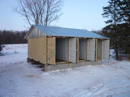 Raising The Roof - Tin Can Cabin Foundation Options For Fabric Buildings Alaska Structures Shipping Container Barn In Pictures Youtube Standalone Storage Versus Leanto Attached To A Barn Shop Or Baby Nursery Home With Basement Home Basement Container Workshop Ideas 12 Surprising Uses For Containers That Will Blow Your Making Out Of Shipping Containers Any Page 2 7 Great Storage Raising The Roof Tin Can Cabin Barns Northern Sheds Fort St John British Columbia Camouflaged Cedar Lattice Hidden