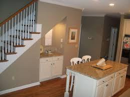 Small White Kitchen Design Ideas by Kitchen Elegant Kitchen Under Stair Design Ideas With Brown Wood