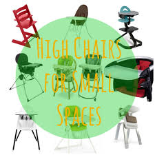 Svan Signet High Chair by 10 High Chairs For Small Spaces Babble