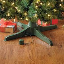 Revolving Tree Stand Christmas