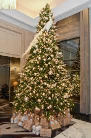 Small Fiber Optic Christmas Tree Sale by The 12 Best Hotel Christmas Trees Photos Condé Nast Traveler