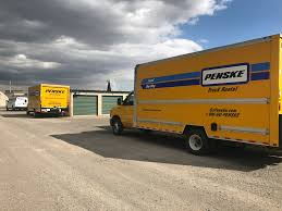 We Now Offer Penske Truck Rentals! - Big Sky Annex Self Storage
