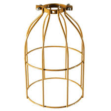 l covers vintage steel bulb guard cl on metal l cage