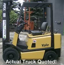 100 Yale Lift Trucks Halton Truck GLP040