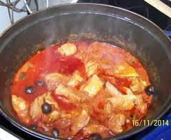 cuisiner un sauté de porc sauté de porc à la portugaise recette de sauté de porc à la