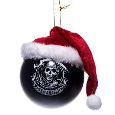 Sons Of Anarchy Christmas Ornament RetroFestiveca