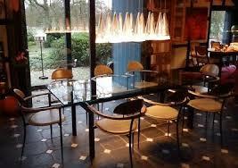 le corbusier lc 6 tisch glas ohne stühle esszimmer eur 900