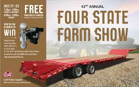 43rd Annual Four State Farm Show Ad | Croft Trailer Supply Ads ... China Supply Trucks New Design 8 Tons Photos Pictures Madein De Safety Traing Video 1 Loading The Truck And Pup Uromac Wins Contract For Supply Of One Trail Rescue Vehicle Uhaul Southern Utah Auto Tech About Sioux Falls Trailer Sd Flatbed Semi With Lowest Price Purchasing Hawaii Spring Parts Supplies 63 Silva St Hilo Hi Ttma100 Mounted Impact Attenuator Centerline West Brake Air Systemsbendixtruck Home Page 43rd Annual Four State Farm Show Ad Croft Ads