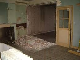cuisine pourrie abattage de la salle de bain pourrie au 1er étage mon